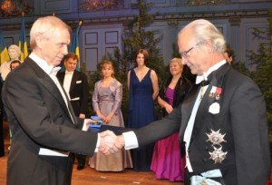 "Prof. Sándor Belák, the president of ESVV was awarded by the gold medal of the Royal Swedish Academy of Agriculture and Forestry, KSLA, ""for his outstanding research work in veterinary virology""."